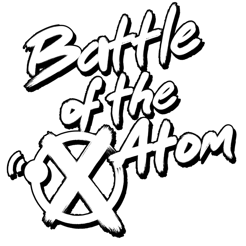 More on Battle of the Atom Logo