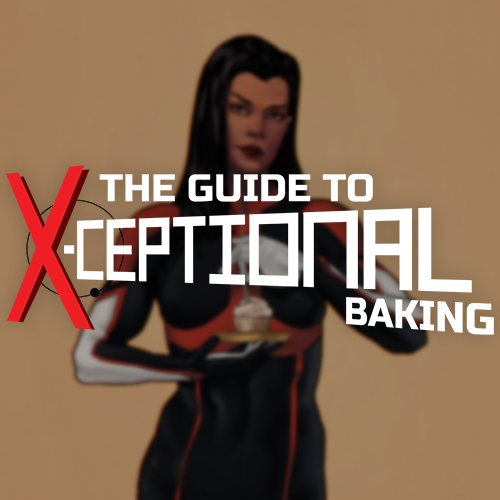 More On The Guide to X-Ceptional Baking Kickstarter
